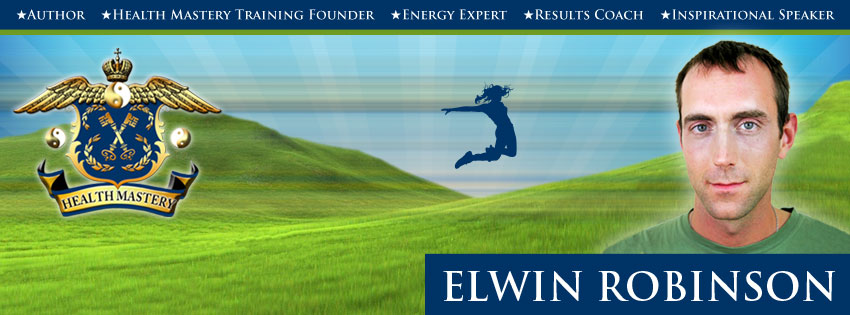 Facebook page banner design for Elwin Robinson