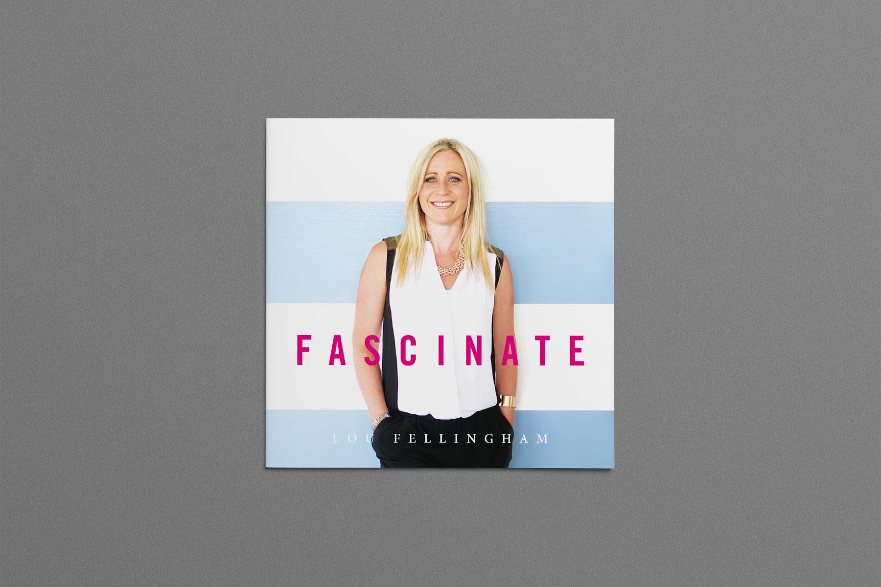 Lou Fellingham – Fascinate album design