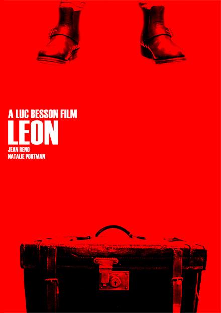 Leon poster version 2