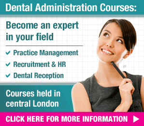 Web banner designs for Dental Nurse Network