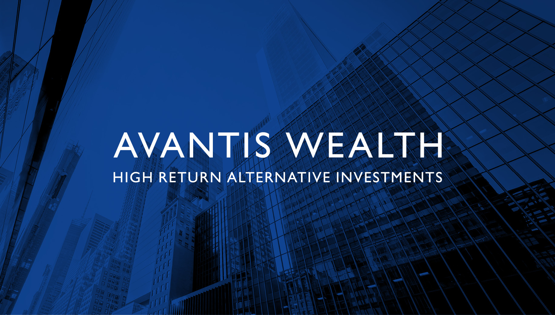 Avantis Wealth logo
