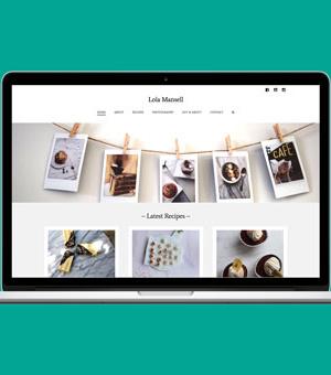 Lola Mansell website