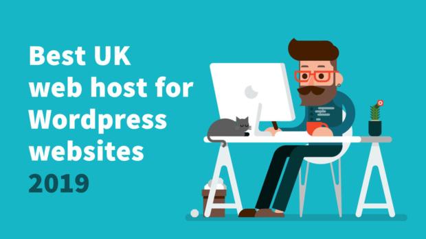 Best UK web host for wordpress