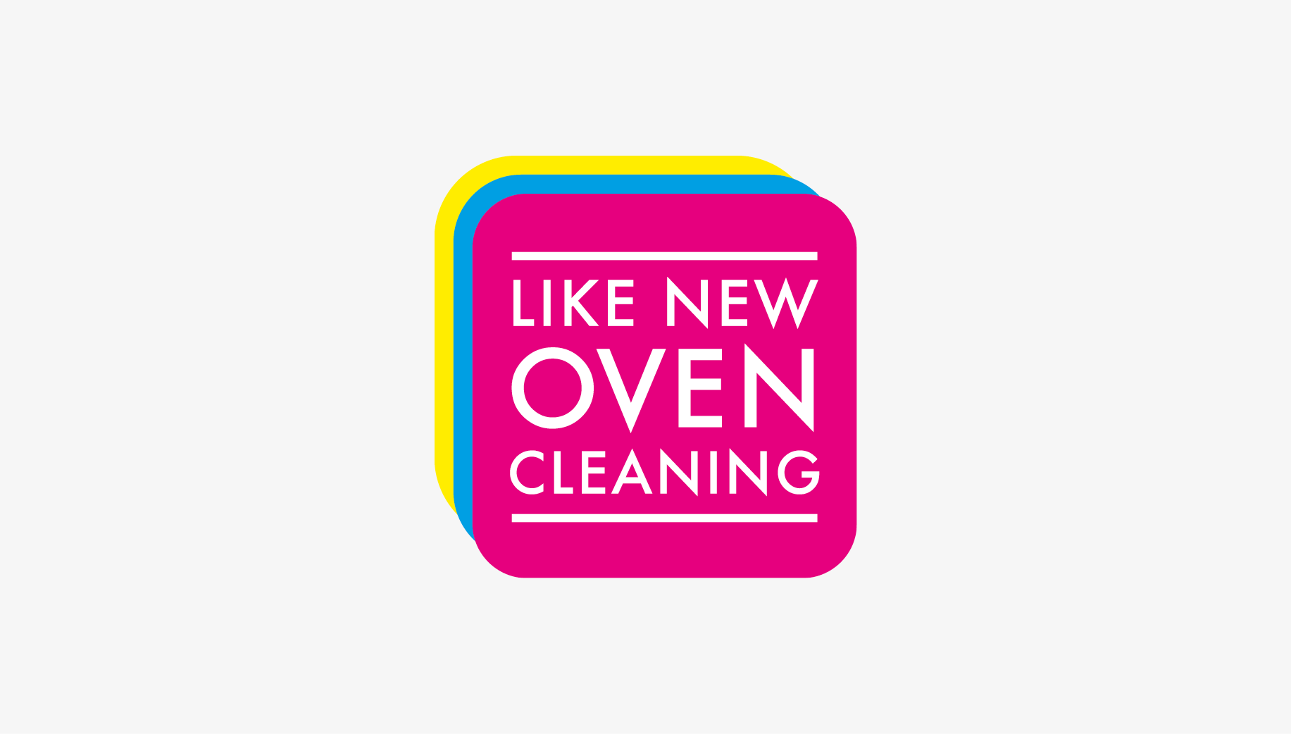Like New Oven Cleaning logo