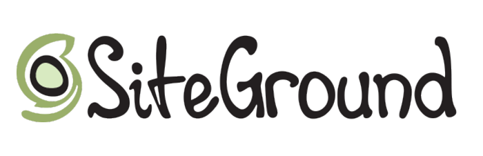 SiteGround logo UK web hosting